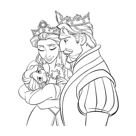 coloring page disney princess princess rapunzel tangled disney coloring pages