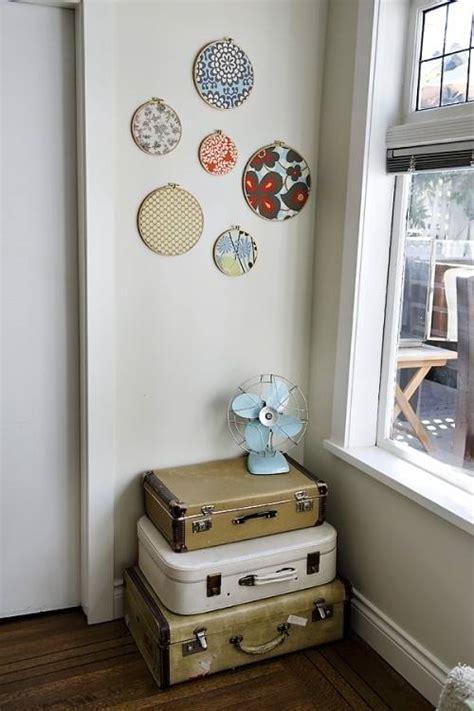 ideas  decorar  maletas antiguas decomanitas