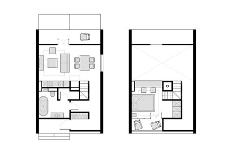 small loft apartment floor plan 3 fabulous apartment designs with lofted bedrooms