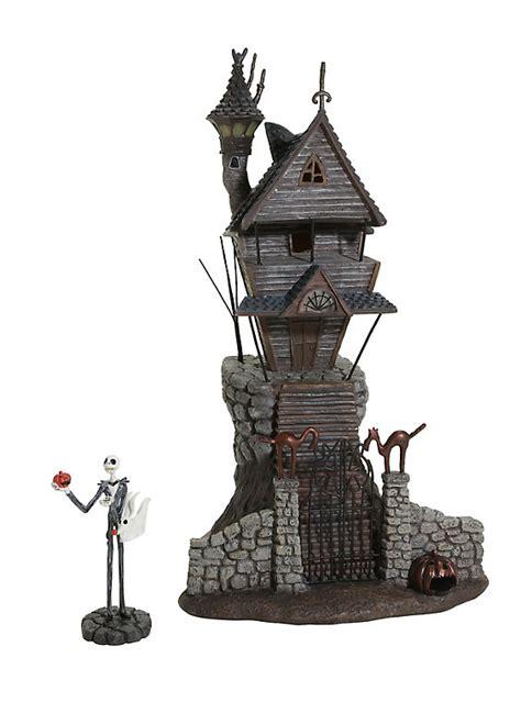 Mainan Figure Skellington A Nightmare Before The Nightmare Before Skellington House