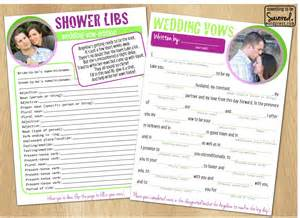 wedding libs template 4 best images of bridal shower mad libs printable free