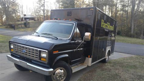 how cars engines work 1990 ford e series regenerative braking 1990 ford e 350 econoline work box truck ambulance 7 3 diesel nr for sale ford e series van