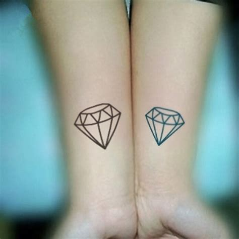 10 shiny diamond tattoos tattoo com