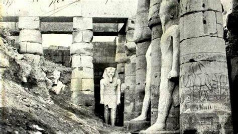 fotos antiguas inexplicables asombrosas fotograf 237 as antiguas de egipto youtube