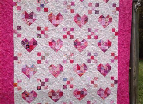 pattern for heart quilt heart quilt pattern