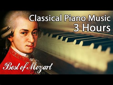 Cd Original The Best Piano Songs the best of mozart 3 hours piano sonatas classical