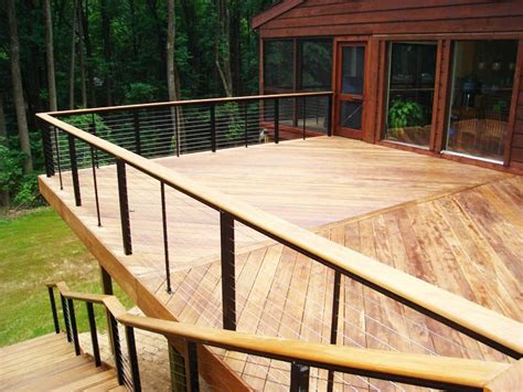 simple wood deck 31 best images about deck ideas on logos