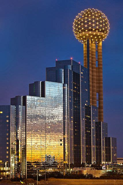 reunion tower dallas places i d like to go beautiful reunions and restaurant