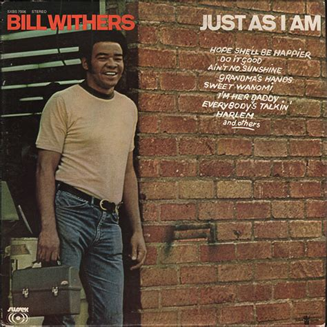 Just As I Am bill withers just as i am vinyl lp album at discogs