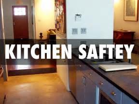 kitchen safety by brad kerr