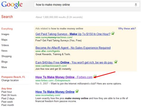 Make Money Online Google - does interstitial ads affect seo ranks