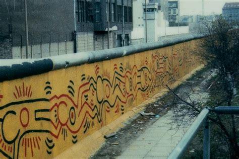 berlin wall mural legends best of keith haring widewalls