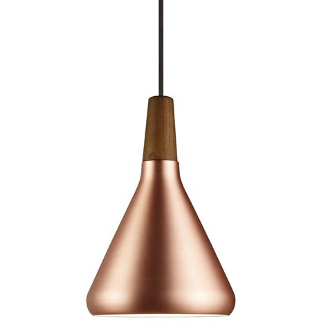Copper Pendant Light Nordlux Float 18 Ceiling Pendant Light Brushed Copper Pendant Lighting Ceiling Lights