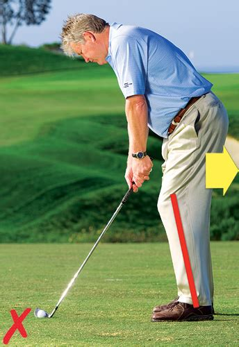 golf swing faults and fixes fix your game golf tips magazine