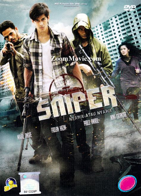 vedio film malaysia sniper dvd malay movie 2014 cast by mikail andre