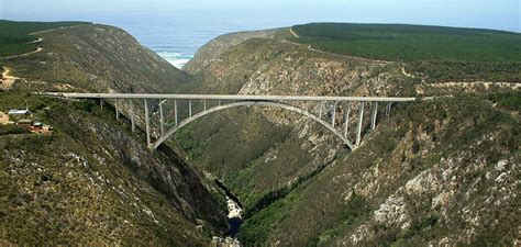Ft To Meters by Bungy Jumping At Bloukrans Bridge