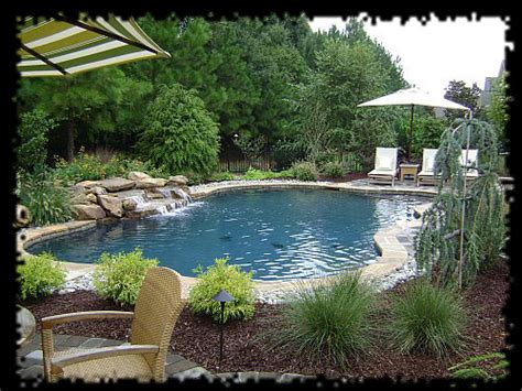 Swimming Pool Designs In Raleigh 10 Years Experience Lagoon Swimming Pool Designs