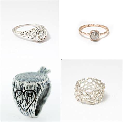 unique wedding rings designs andino jewellery