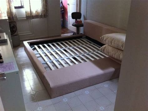 Platform Bed Singapore Platform Bed Frame For Sale In Singapore Adpost Classifieds Gt Singapore Gt 18136 Platform
