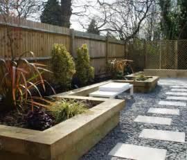 Beautiful Raised Garden Beds - home landart uk