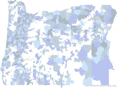 printable zip code map portland oregon image gallery oregon zip codes