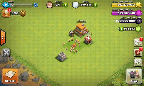 clash of clans apk unlimited gems android hacks clash of clans hacked apk with unlimited gold gems and exilir