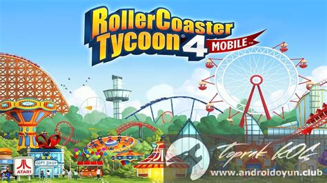 roller coaster tycoon 3 apk rollercoaster tycoon 4 mobile v1 10 3 mod apk para hileli