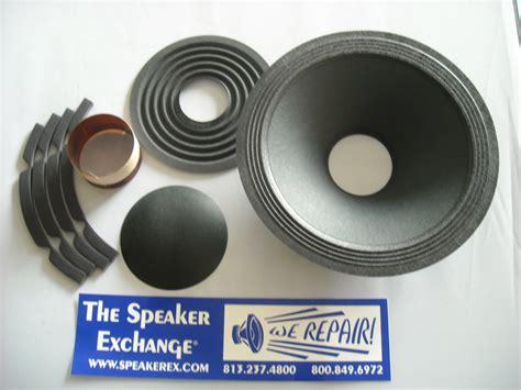 Speaker Fane 10 fane studio 10m aftermarket recone kit speaker exchange