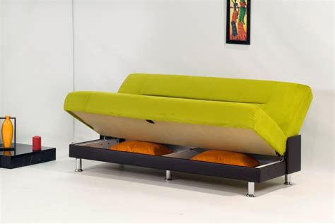 fabric sofa bed with storage fabrics convertible sofa bed with storage tedx designs