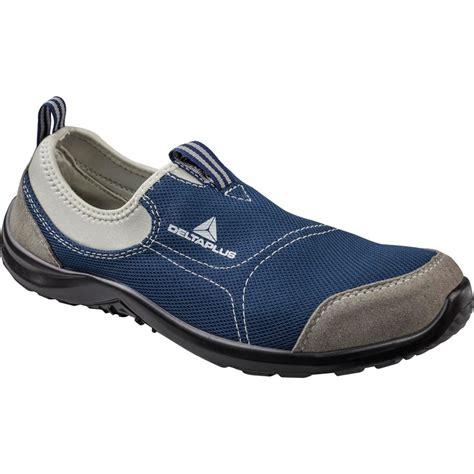 delta plus miami canvas safety shoe