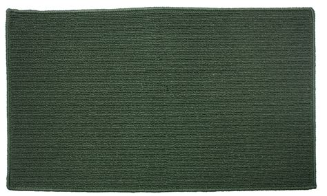 solid kitchen rugs j m home fashions green solid kitchen mat 18in x 30in accent area rugs what s new j