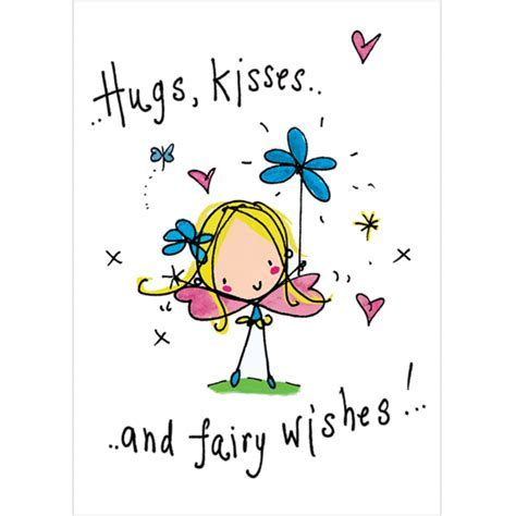 Hugs, Kisses and Fairy Wishes! ? Juicy Lucy Designs