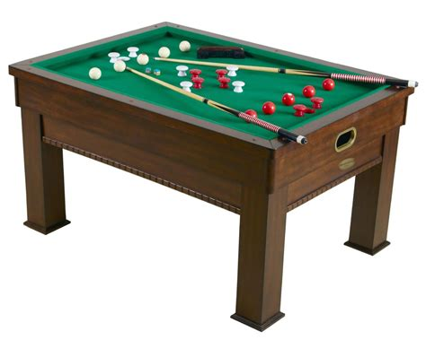 dining table pool dining table combination