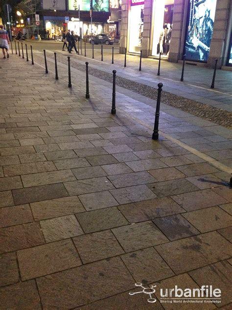 parcheggio porta venezia urbanfile zona porta venezia l area pedonale