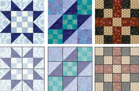 quilt pattern with different size blocks learn how to change the size of any quilt block