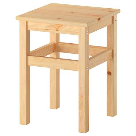 ikea stool oddvar stool pine ikea