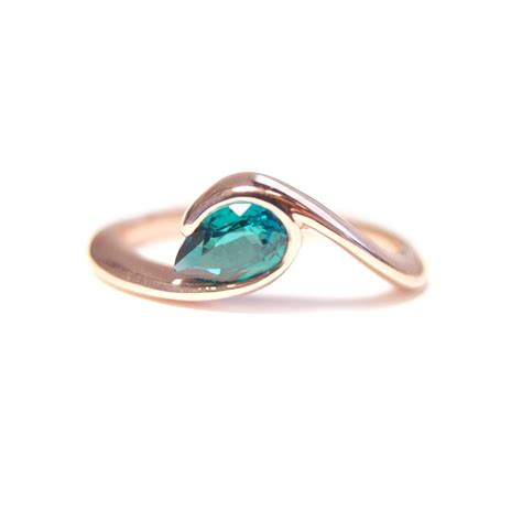 Wedding Ring Wave Design by New Zealand Wave Ring Designs Ringcraft Moana