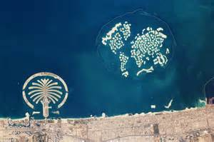 Images Of World Dubai World Islands Is It The End Of The World Nasa Picture