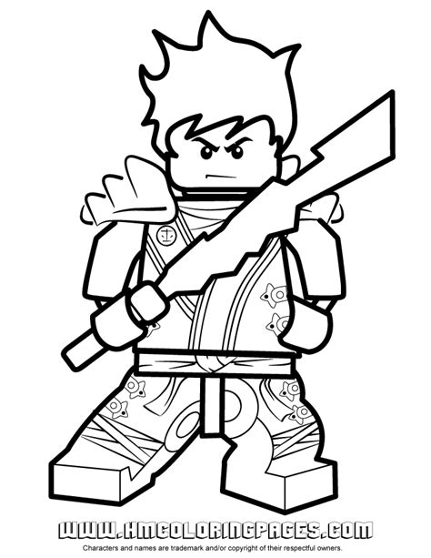 coloring pages lego ninjago movie new ninjago coloring pages ninjago kai kx in kimono