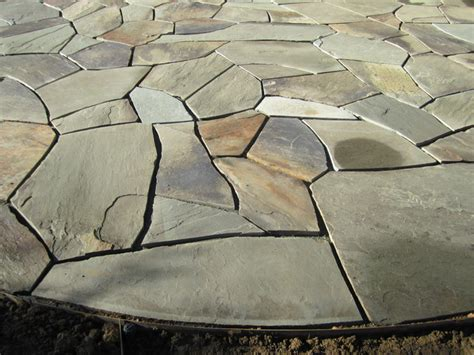 Limestone Patio Pavers Hardscape Pavers Concrete Rustic Patio San Francisco By Bill Doughty