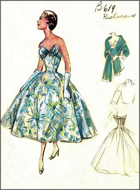 classic old fashioned retro fashion sketches www pixshark com images