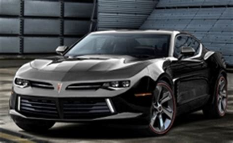 2018 buick firebird and trans am not to produce
