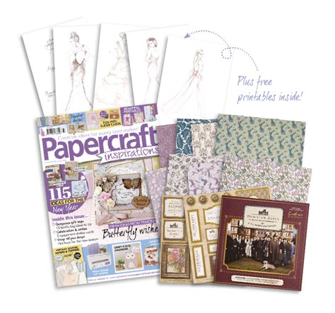 Cardmaking And Papercraft Free Downloads - bonscraft craft magazines available in the uk