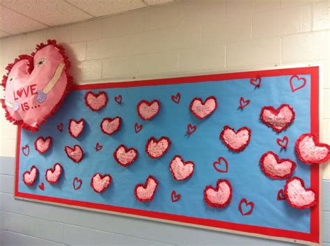 valentines day boards 77 best day bulletin boards images on