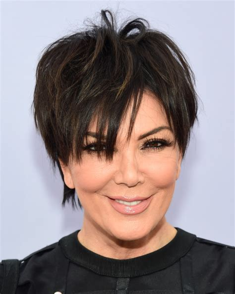 trend hairstyles 2015 new kris kardashian haircut trendy kris jenner messy cut kris jenner hair looks stylebistro