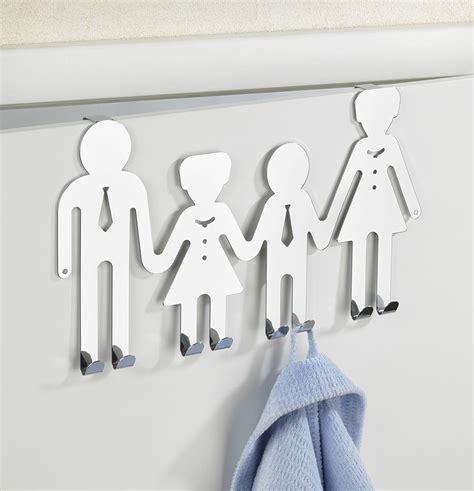 appendiabiti da porta wenko 15002100 appendiabiti da porta happy family compra