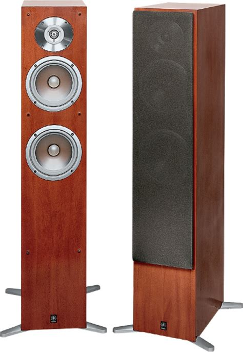 Yamaha Floor Standing Speakers by Yamaha Ns 515f Floor Standing Speakers Review And Test