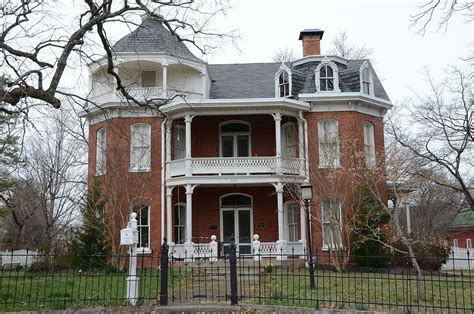 One Story House Elliott House Bentonville Arkansas Wikipedia