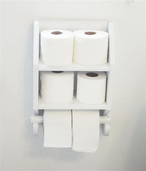 toilet paper holder with shelf toilet paper holder toilet paper shelf wooden toilet paper
