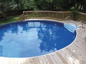 20 best images about above ground pool decks on pinterest